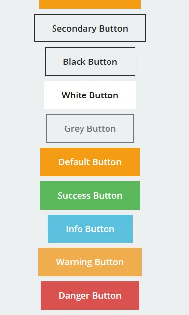 How to Style Customize and Style Bootstrap Buttons Inside the SEO Design Framework