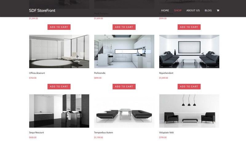 SEO Design Framework Storefront Skin